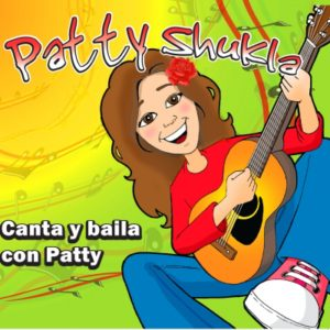 CD CANTA Y BAILA CON PATTY!