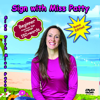 DVD Sign with Miss Patty (ASL) Bonus Edition