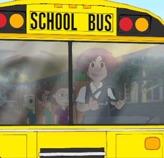 School Bus MP3 Single